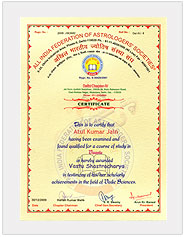 All India Federation of Astrological Sciences